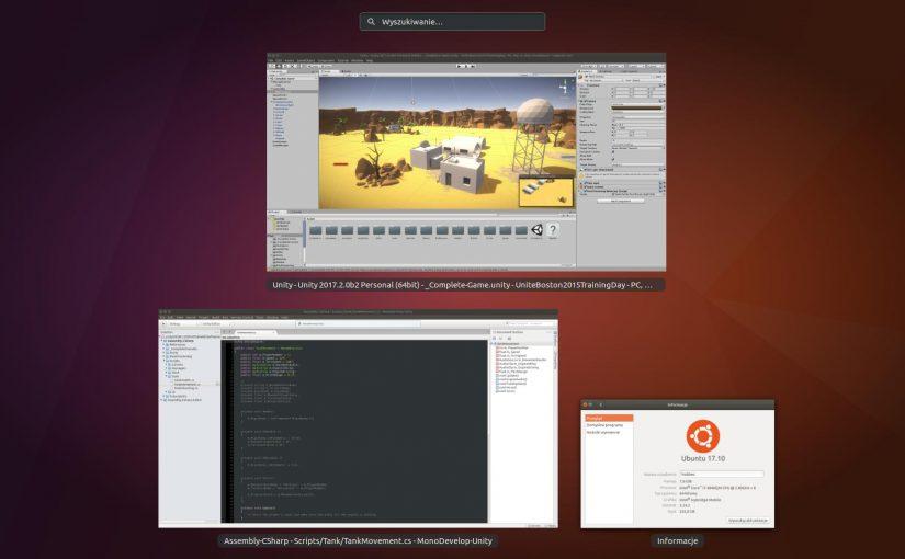 Instalacja edytora Unity 3D w Linuxie